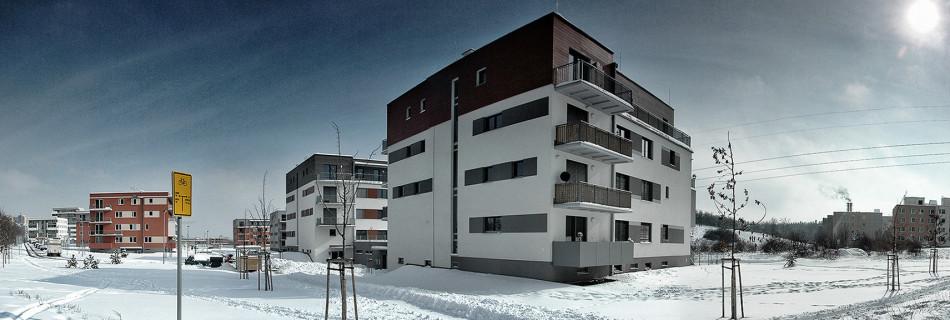 Milíčov Zima 2013