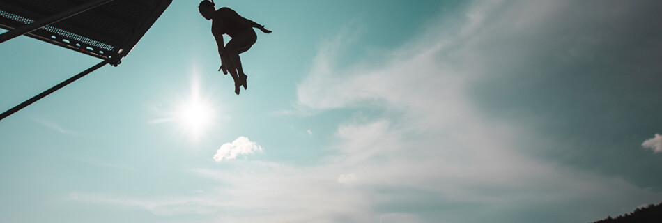 Dvacátý Highjump těsně vyhrál mladý Brit Heslop